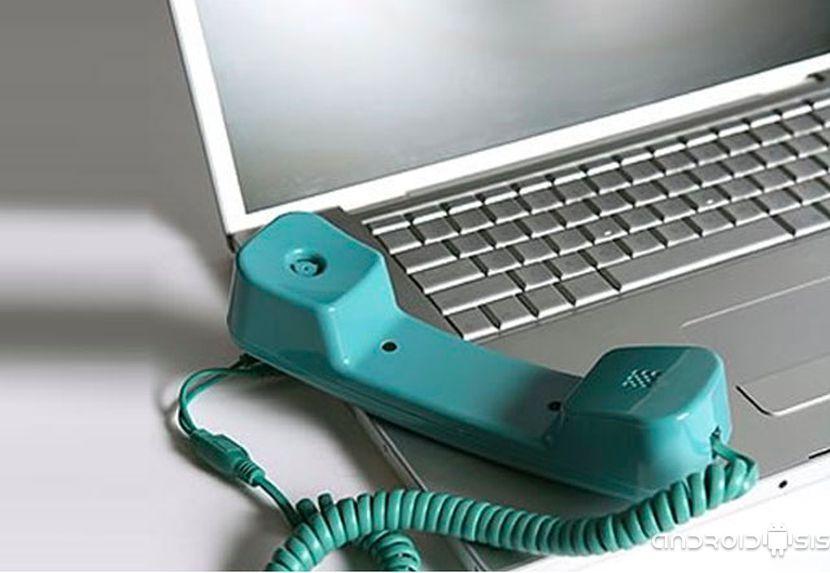 llamadas de voz internet