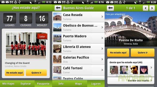Aplicaciones gratis para viajeros frecuentes
