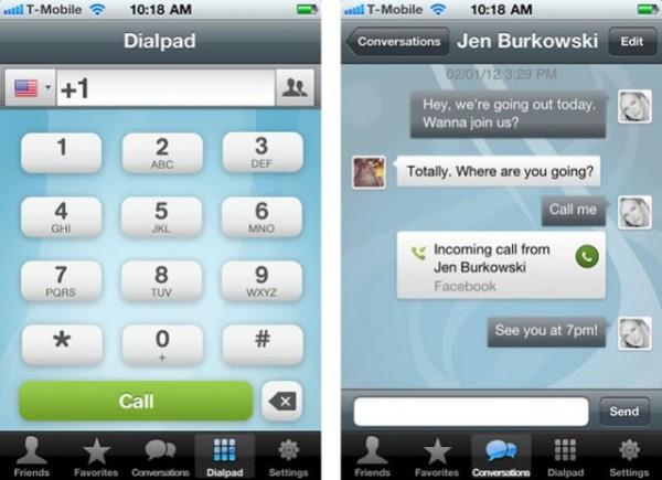 Aplicación para llamar gratis con WiFi