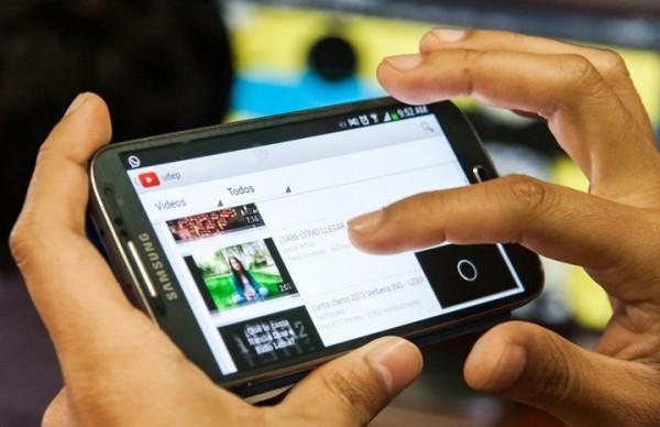 descargar videos con teléfonos Android