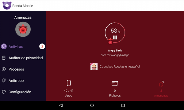 Antivirus gratis para tu móvil Android