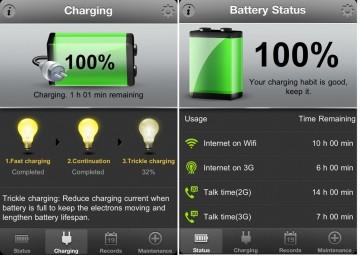 Ahorra enegía con Battery Doctor