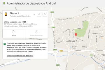 Aplicaciones gratis para encontrar teléfonos Android perdidos