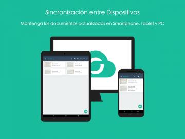 CamScanner; aplicación Android para escanear documentos con la cámara