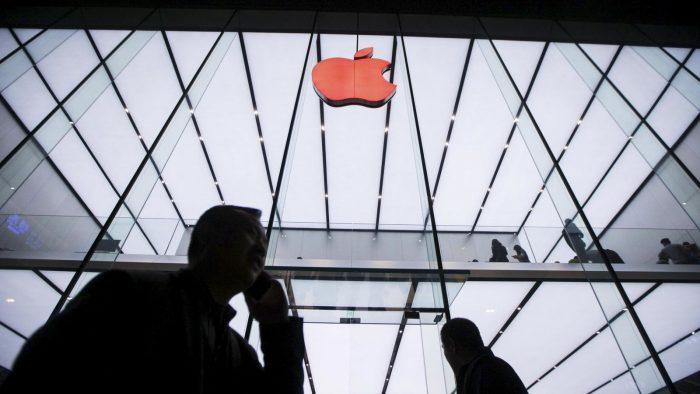 Filial de Apple en España, en problemas legales
